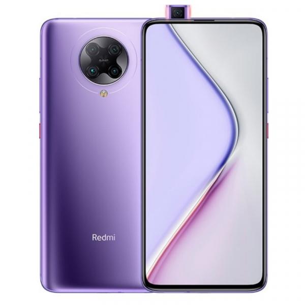 Telefon mobil Xiaomi Redmi K30 Pro, 5G, AMOLED 6.67inch, 8GB RAM, 128GB ROM, Android 10, Snapdragon865 OctaCore, Dual SIM, 4700mAh, Mov imagine