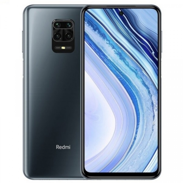 Telefon mobil Xiaomi Redmi Note 9S, 4G, IPS 6.67inch, 4GB RAM, 64GB ROM, Android 10, Snapdragon 720G OctaCore, 5020mAh, Global, Negru imagine