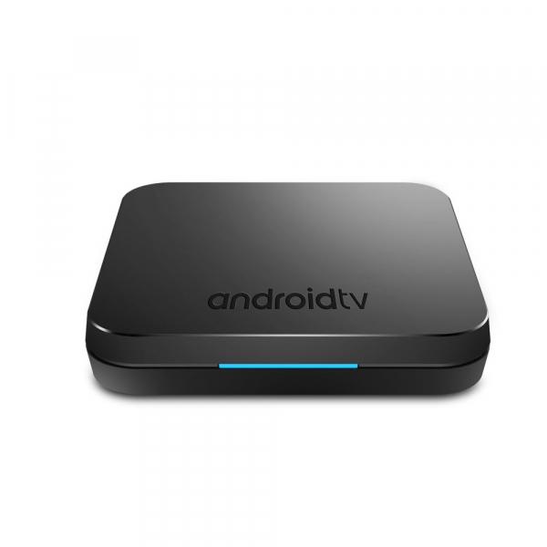 TV Box Mecool KM9 Smart Media Player, 4GB Ram, 64 GB ROM, Android 9.0, QuadCore Amlogic S905X2 imagine