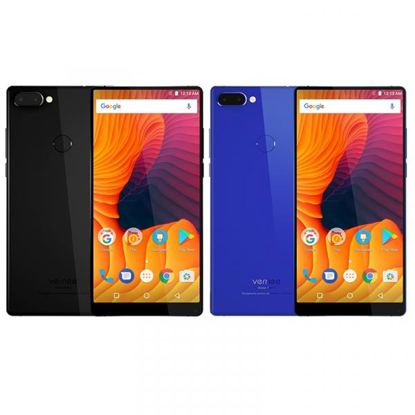 Telefon mobil Vernee Mix 2 4G VoLTe, 6.0 inchi, Full HD, Amprenta, 13 MP, 4GB RAM, 64GB ROM, Dual SIM imagine