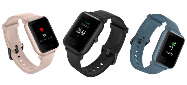 Smartwatch Xiaomi Huami Amazfit Bip Lite, GPS, Bluetooth, Waterproof IP68, 1.28 inch, Giroscop, Monitorizare ritm cardiac imagine