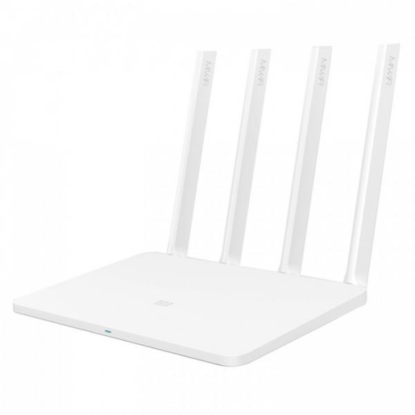 Router Xiaomi Mi WiFi Router 3 Dual Band, 1167 Mbps cu 4 antene imagine