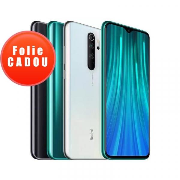 Telefon mobil Xiaomi Redmi Note 8 Pro, 6.53 inch, Helio G90T, 6GB RAM, 64GB ROM, Android 9.0 cu MIUI V10, Octa-Core, 4500mAh, Global imagine