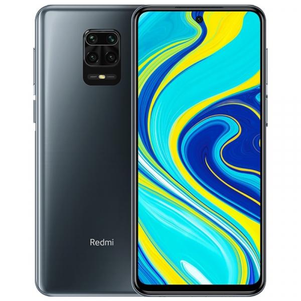 Telefon mobil Xiaomi Redmi Note 9 Pro, 4G, IPS 6.67inch, 6GB RAM, 128GB ROM, Snapdragon 720G OctaCore, 5020mAh, Dual SIM, Global, Gri imagine