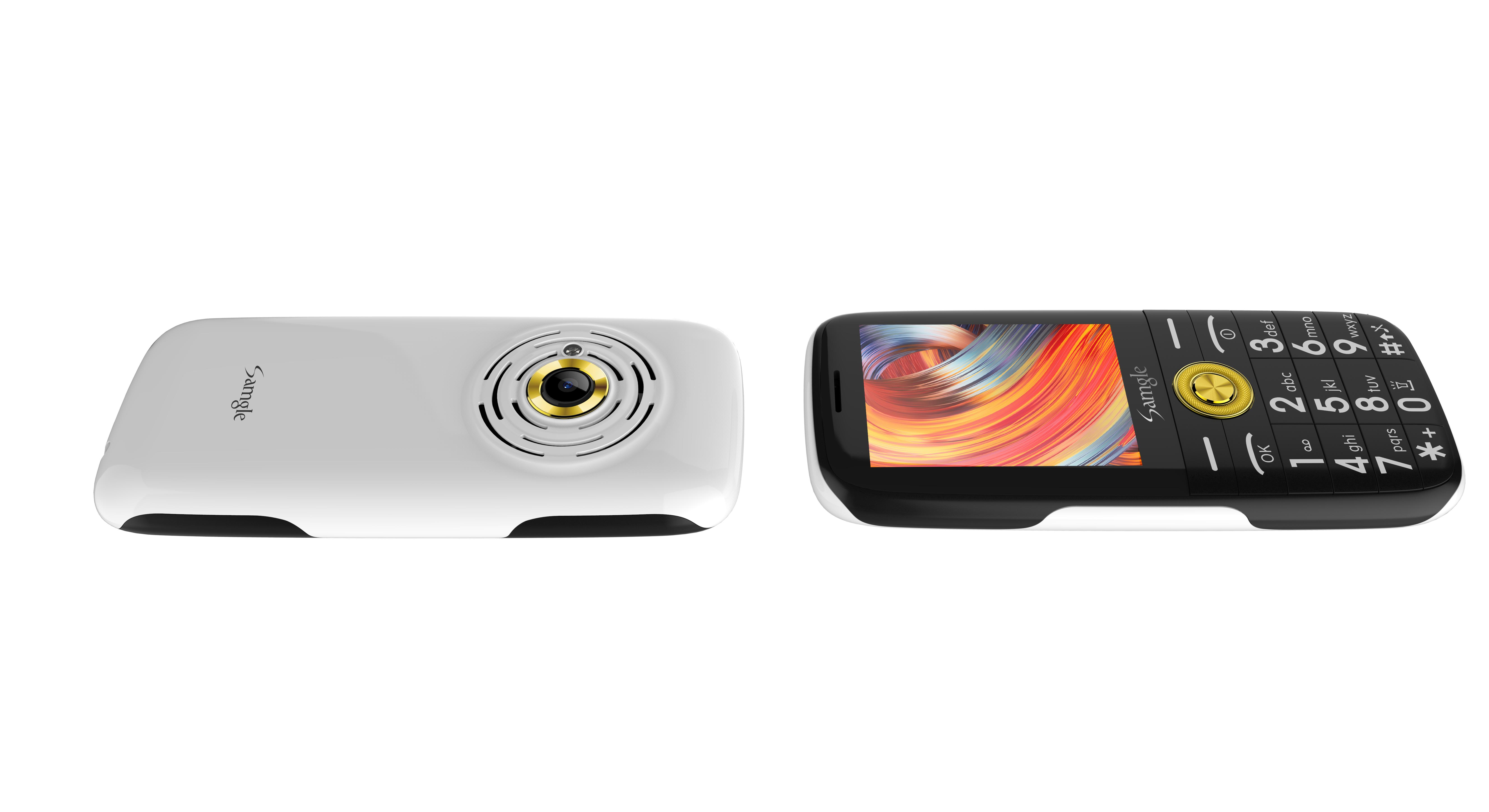 Telefon mobil Samgle Captain 3G, QVGA 2.4 inch, Bluetooth, Digi 3G, Camera, Slot Card, Radio FM, Internet, Dual SIM 11