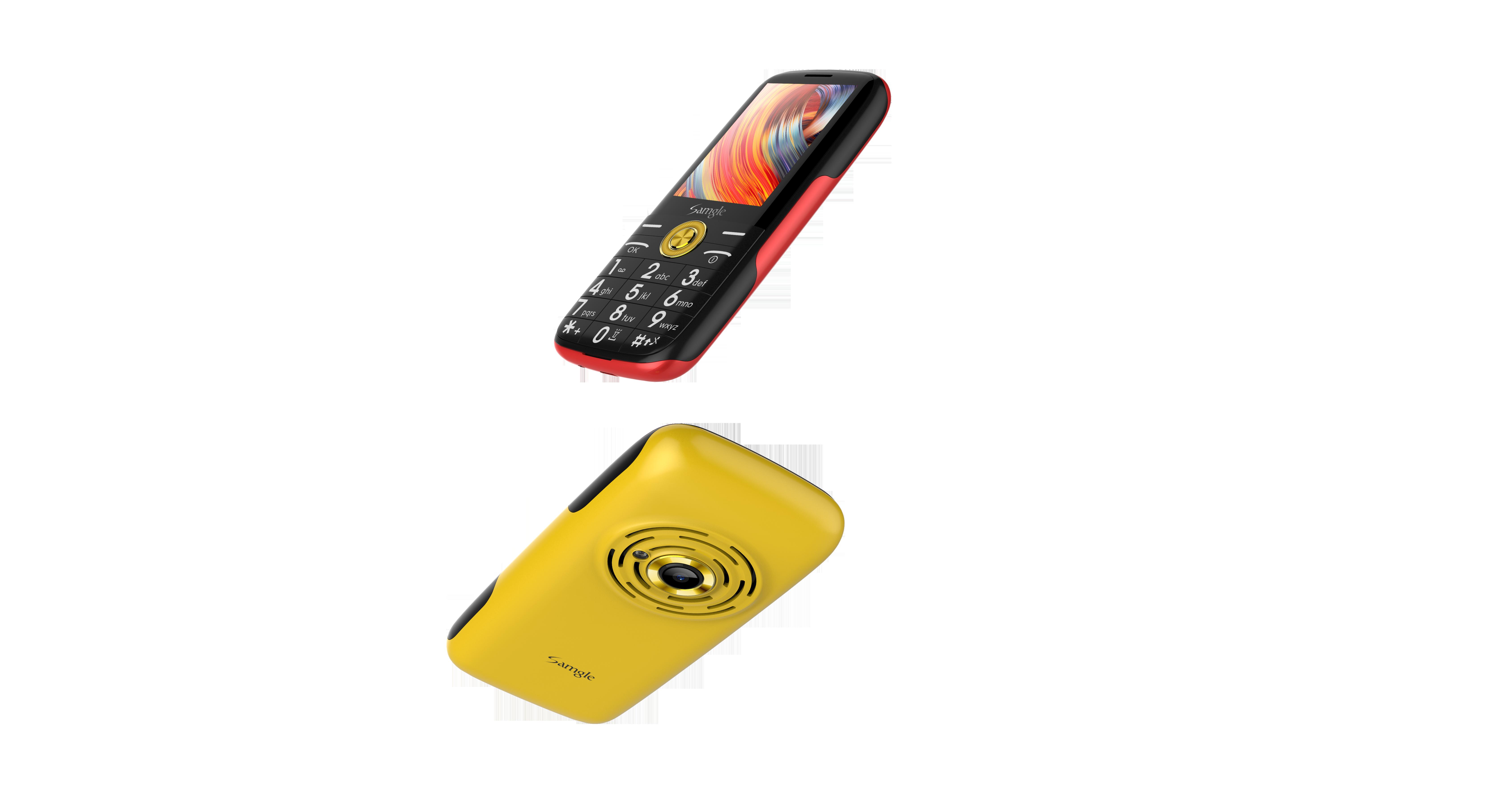 Telefon mobil Samgle Captain 3G, QVGA 2.4 inch, Bluetooth, Digi 3G, Camera, Slot Card, Radio FM, Internet, Dual SIM 18