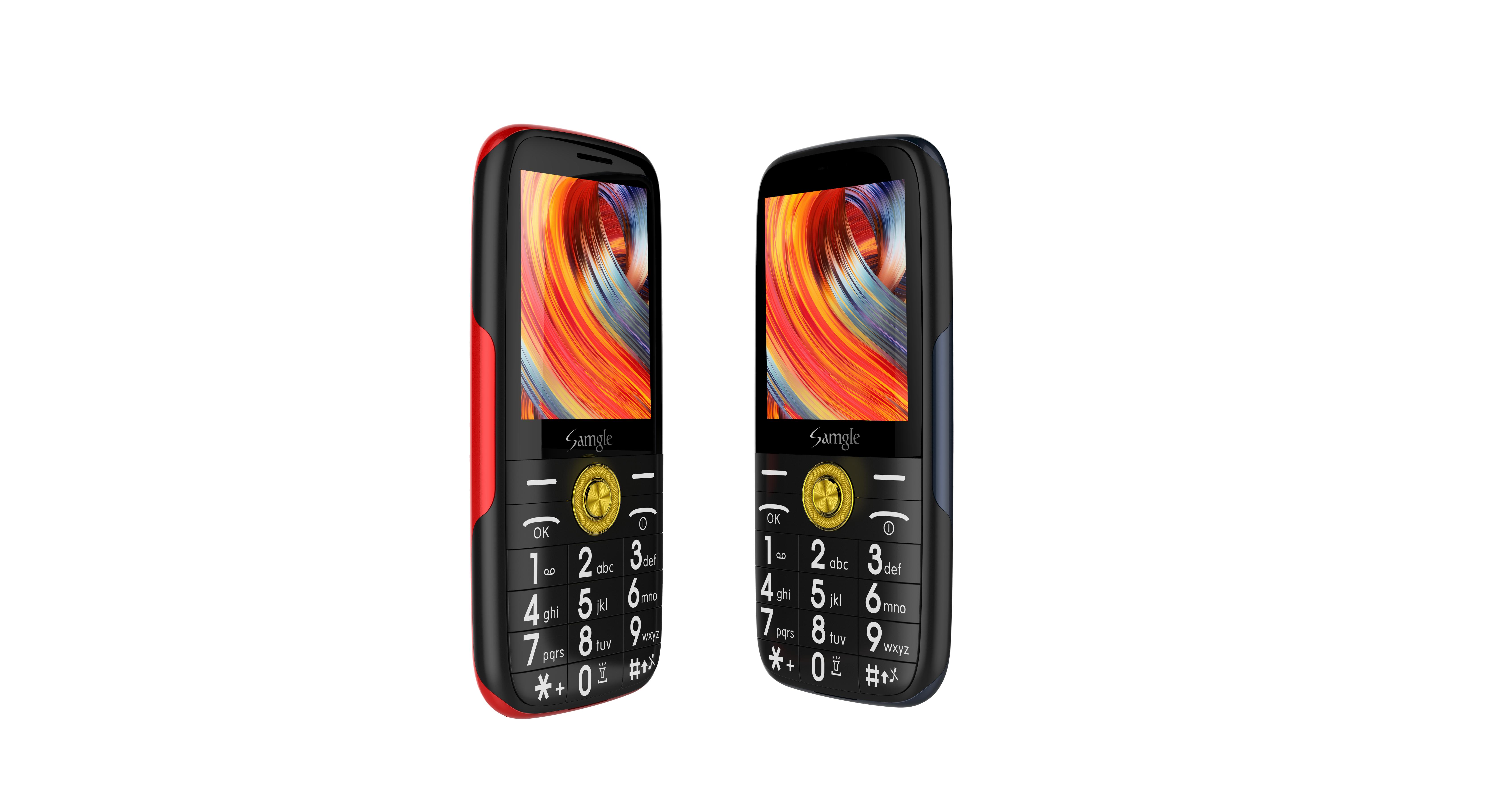 Telefon mobil Samgle Captain 3G, QVGA 2.4 inch, Bluetooth, Digi 3G, Camera, Slot Card, Radio FM, Internet, Dual SIM 22