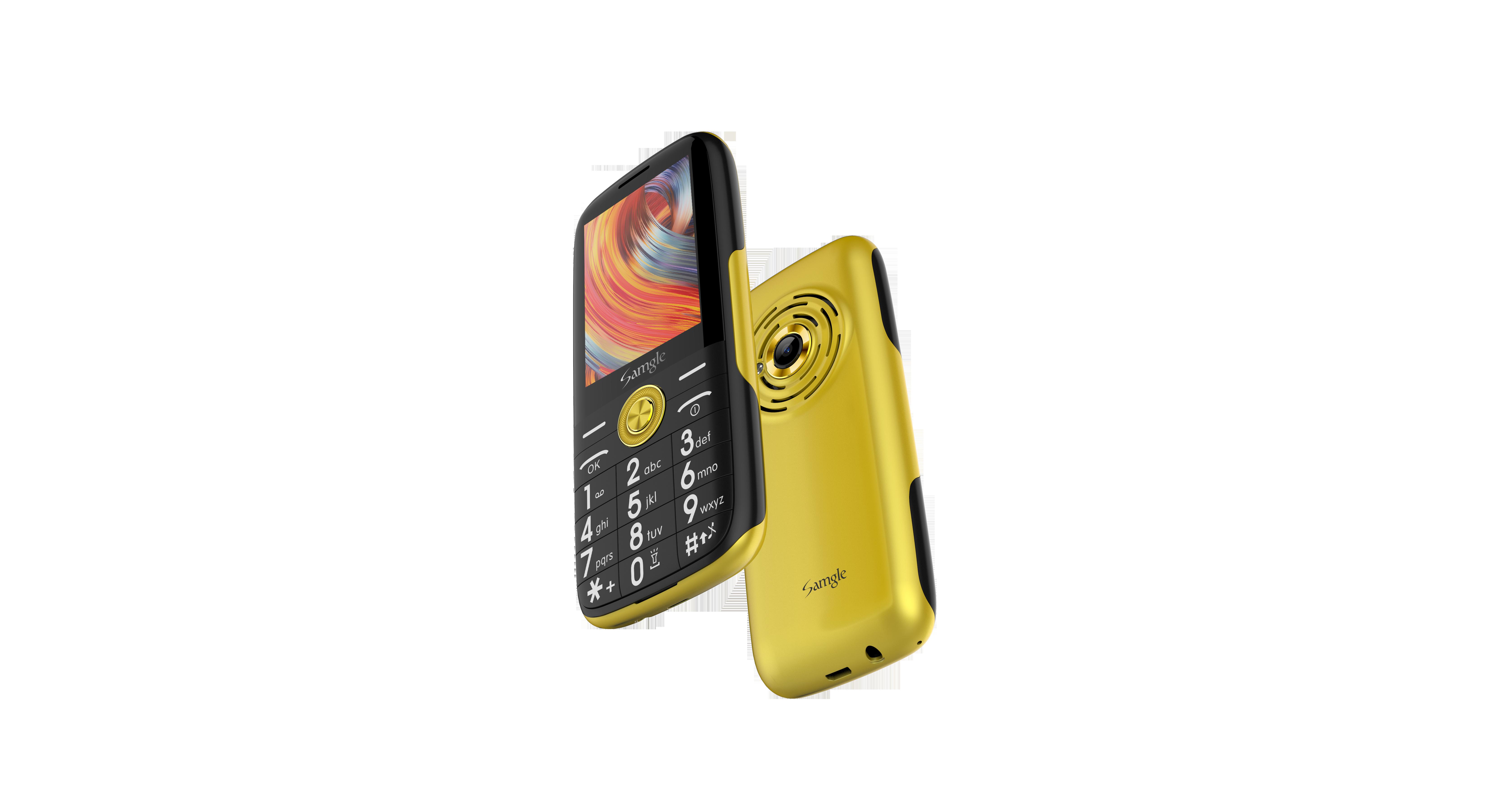 Telefon mobil Samgle Captain 3G, QVGA 2.4 inch, Bluetooth, Digi 3G, Camera, Slot Card, Radio FM, Internet, Dual SIM 17