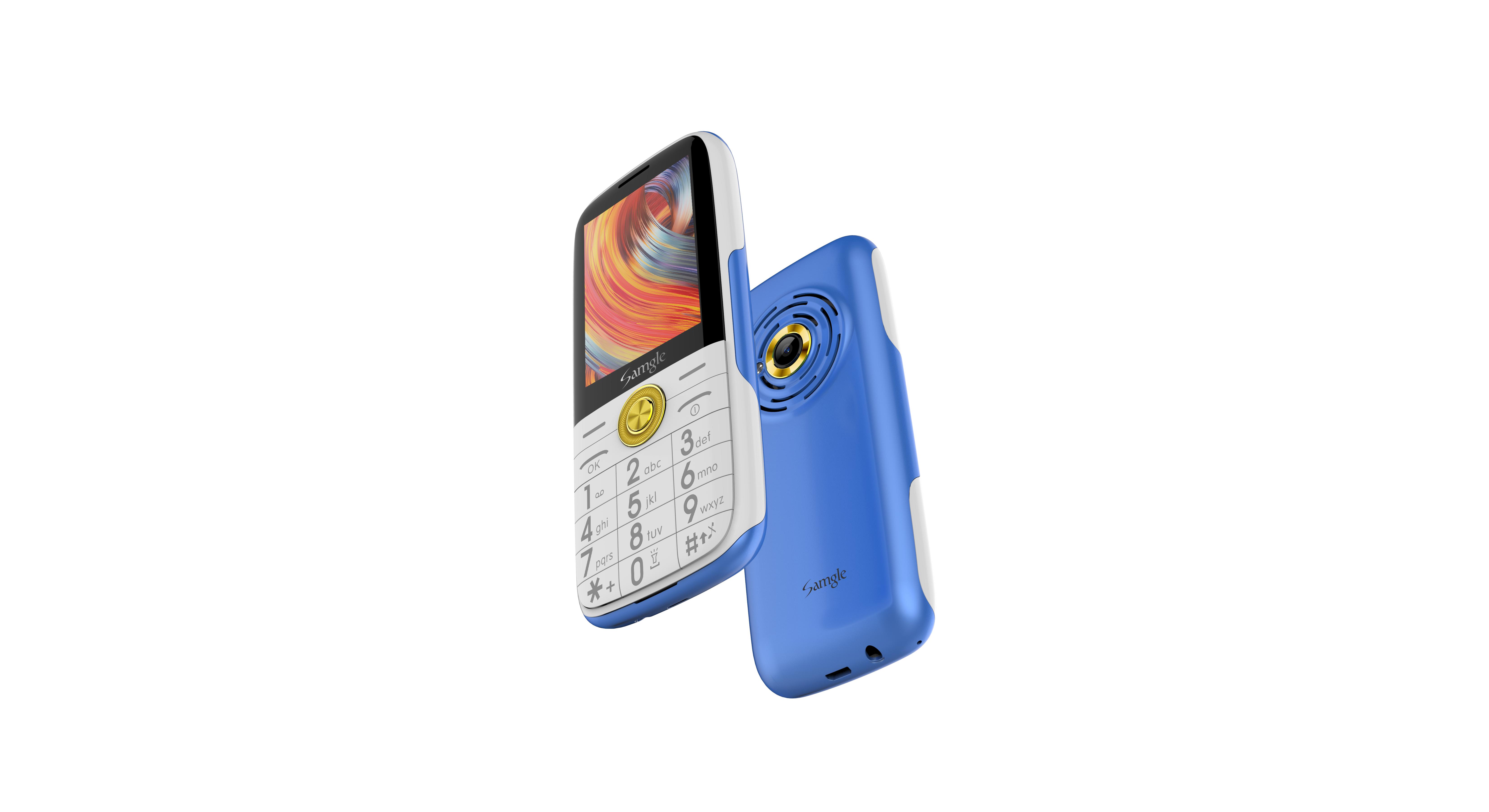 Telefon mobil Samgle Captain 3G, QVGA 2.4 inch, Bluetooth, Digi 3G, Camera, Slot Card, Radio FM, Internet, Dual SIM 16
