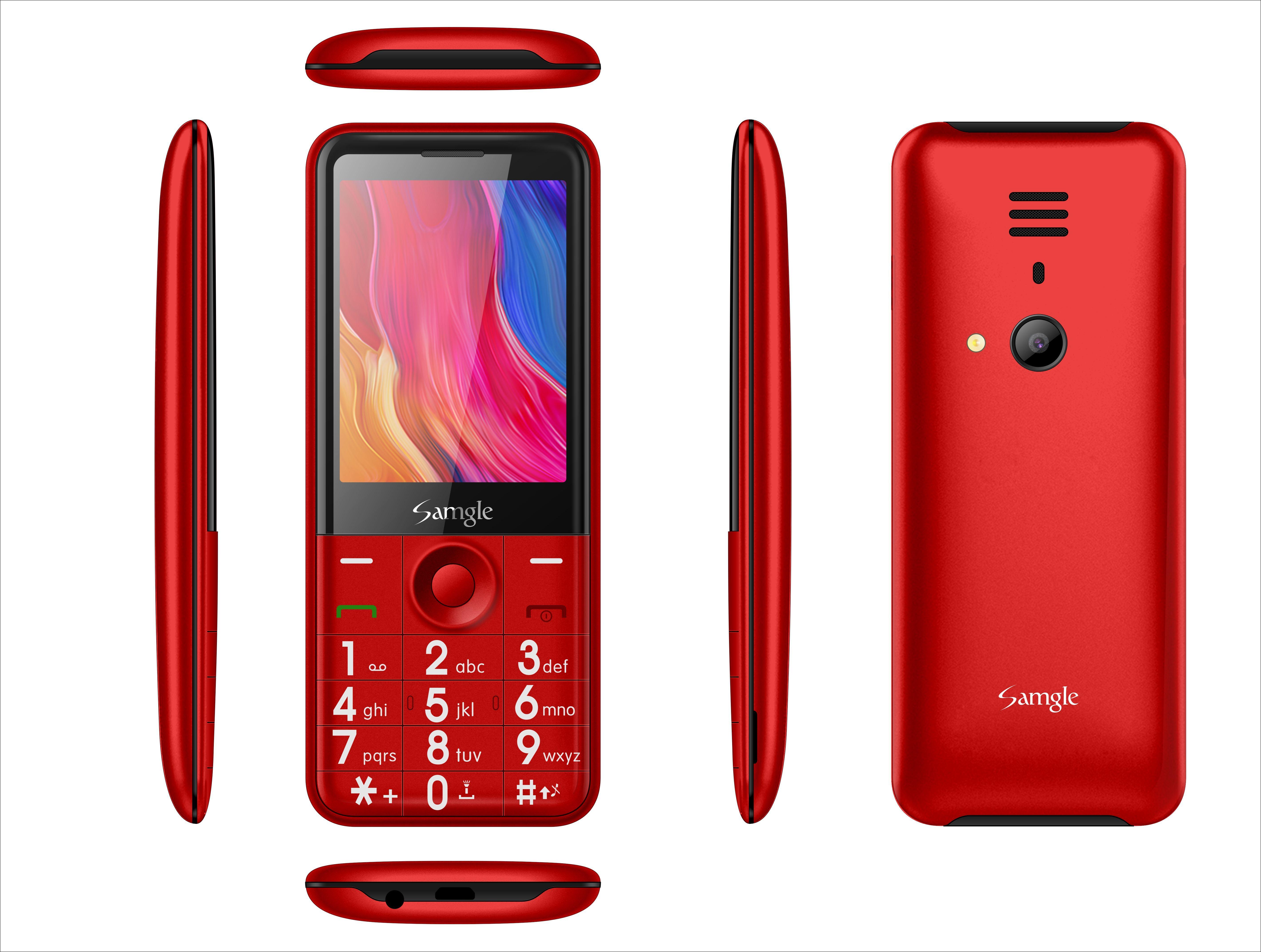 Telefon mobil Samgle Flash 3G, Ecran 2.8 inch, Bluetooth, Digi 3G, Camera, Slot Card, Radio FM, Internet, DualSim 2